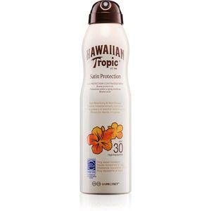 Hawaiian Tropic Satin Protection napozó spray SPF 30 220 ml kép