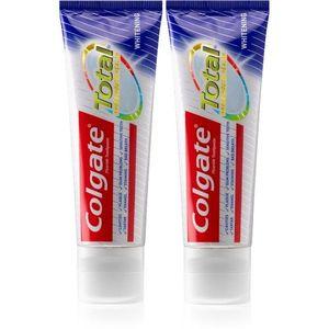 Colgate Total Whitening fehérítő fogkrém 2 x 75 ml kép