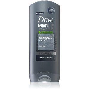 Dove Men+Care Elements tusfürdő gél uraknak 400 ml kép