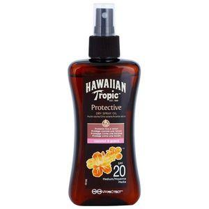 Hawaiian Tropic Protective napozó olaj spray -ben SPF 20 200 ml kép