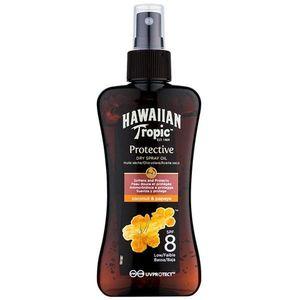 Hawaiian Tropic Protective napozó olaj spray -ben SPF 8 200 ml kép