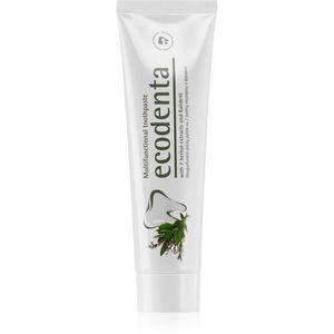 Ecodenta Green Multifunctional fluoridos fogkrém a fogak teljes védelméért 100 ml kép