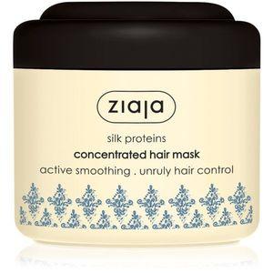 Ziaja Silk kisimító maszk száraz és sérült hajra 200 ml kép