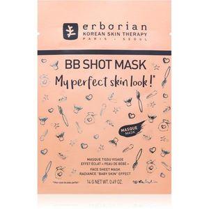 Erborian BB Shot Mask arcmaszk bőrvilágosító hatással 14 g kép