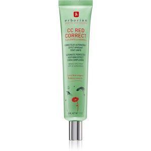 Erborian CC Red Correct CC krém a bőr vörössége ellen SPF 25 45 ml kép