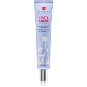 Erborian Matte Crème bőrélénkítő mattító krém egységesíti a bőrszín tónusait 45 ml kép