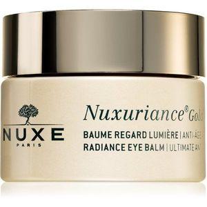 Nuxe Nuxuriance Gold élénkítő szemkörnyékápoló balzsam 15 ml kép
