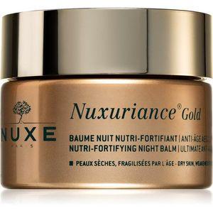 Nuxe Nuxuriance Gold tápláló, erősítő éjszakai balzsam 50 ml kép