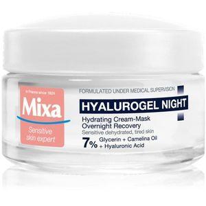MIXA Hyalurogel Night éjszakai krém 50 ml kép