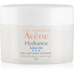 Avène Hydrance gyengéd és hidratáló géles krém 3 az 1-ben 50 ml kép