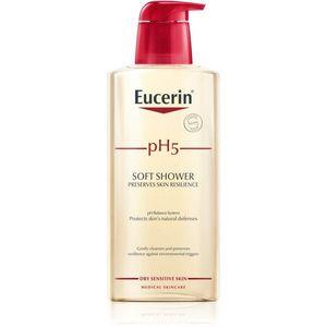 Eucerin pH5 gyengéd tusfürdő gél száraz és érzékeny bőrre 400 ml kép