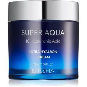 Missha Super Aqua 10 Hyaluronic Acid hidratáló arckrém 70 ml kép