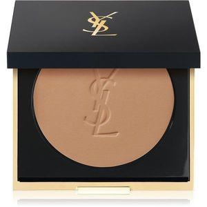 Yves Saint Laurent Encre de Peau All Hours Setting Powder kompakt púder matt hatásért árnyalat B50 Honey 8.5 g kép