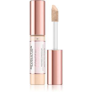 Makeup Revolution Conceal & Hydrate hidratáló korrektor kép
