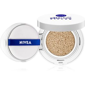 Nivea Hyaluron Cellular Filler make-up szivacs 3 az 1-ben árnyalat 01 Light 15 g kép