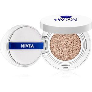 Nivea Hyaluron Cellular Filler make-up szivacs 3 az 1-ben árnyalat 03 Dark 15 g kép