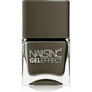 Nails Inc. Gel Effect körömlakk géles hatással árnyalat Hyde Park Court 14 ml kép
