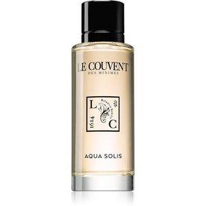 Le Couvent Maison de Parfum Botaniques Aqua Solis Eau de Toilette unisex 100 ml kép