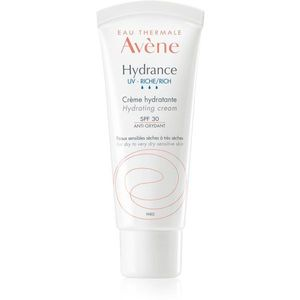 Avène Hydrance hidratáló krém a nagyon száraz és érzékeny bőrre SPF 30 kép