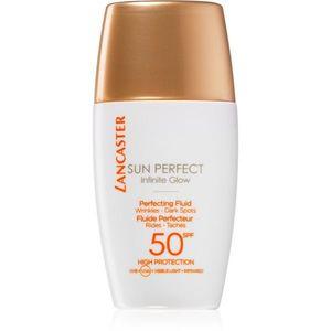 Lancaster Sun Perfect Perfecting Fluid folyadék a pigmentfoltok ellen SPF 50 30 ml kép