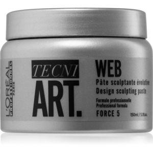 L'Oréal Professionnel Tecni.Art Web Design formázó paszta a formáért és a fényért 150 ml kép