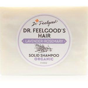 Dr. Feelgood Lavender & Rosemary organikus szilárd sampon 100 g kép