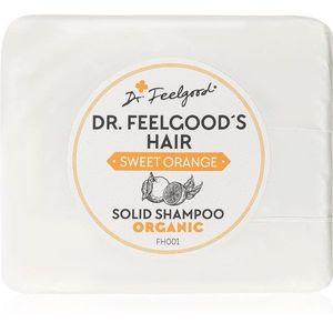 Dr. Feelgood Sweet Orange organikus szilárd sampon 100 g kép