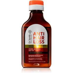 Dr. Santé Anti Hair Loss olaj a haj növekedésének elősegítésére 100 ml kép