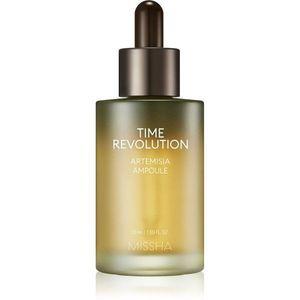 Missha Time Revolution Artemisia nyugtató szérum a bőrpír ellen 50 ml kép