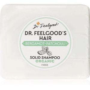 Dr. Feelgood Bergamot-Patchouli organikus szilárd sampon 100 g kép