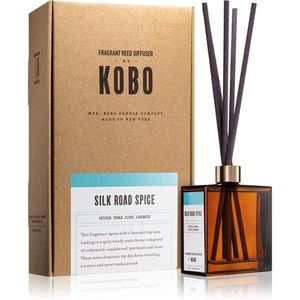 KOBO Woodblock Silk Road Spice aroma diffúzor töltelékkel 226 ml kép