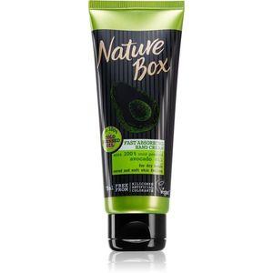 Nature Box Avocado gyorsan felszívódó kézkém 75 ml kép