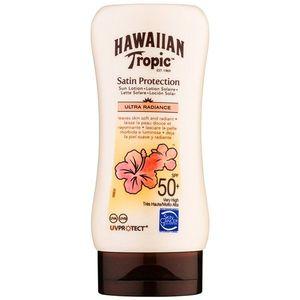 Hawaiian Tropic Satin Protection napozótej SPF 50+ 180 ml kép