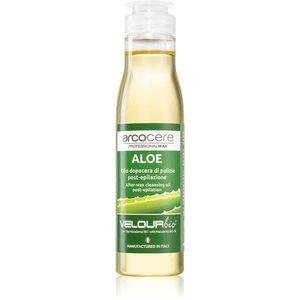 Arcocere After Wax Aloe nyugtató és tisztító olaj epilálás után 150 ml kép