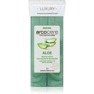 Arcocere Professional Wax Aloe gyanta szőrtelenítéshez roll-on utántöltő 100 ml kép