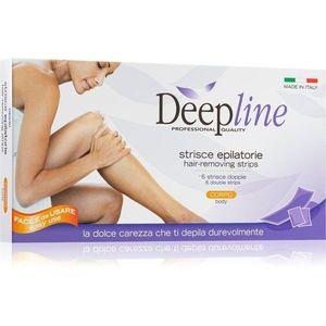 Arcocere Deepline gyantacsíkok testre hölgyeknek 6 db kép