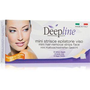 Arcocere Deepline gyantacsíkok az arcra hölgyeknek 10 db kép