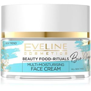 Eveline Cosmetics Bio Vegan mélyen hidratáló krém 50 ml kép