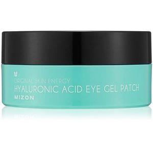 Mizon Hyaluronic Acid Eye Patch hidrogél maszk a szem körül hialuronsavval 60 db kép