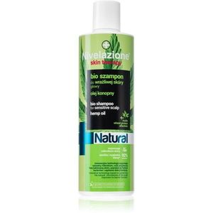 Farmona Nivelazione Natural sampon az érzékeny fejbőrre és a száraz hajra 300 ml kép