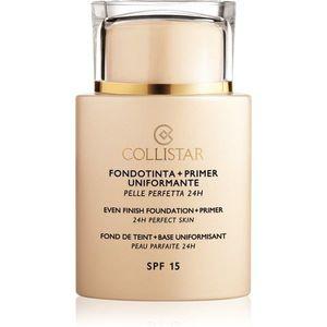 Collistar Foundation Perfect Skin make-up és alapozó bázis SPF 15 kép