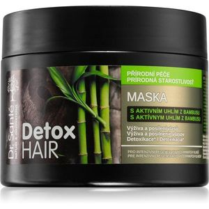 Dr. Santé Detox Hair regeneráló hajmasz 300 ml kép