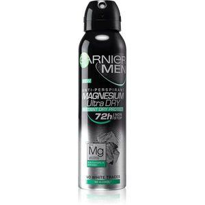 Garnier Men Mineral Magnesium Ultra Dry izzadásgátló uraknak 150 ml kép