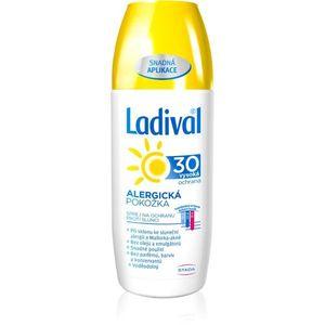 Ladival Allergic fényvédő spray SPF 30 150 ml kép