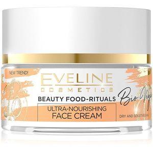 Eveline Cosmetics Bio Vegan intenzíven tápláló krém 50 ml kép