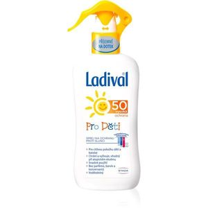 Ladival Kids gyermek spray a napozáshoz SPF 50 200 ml kép