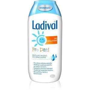 Ladival Kids regeneráló napozás utáni tej a gyermek bőrre 200 ml kép