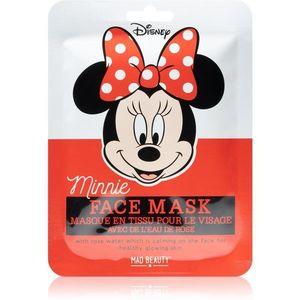Mad Beauty Minnie fehérítő gézmaszk csipkerózsa kivonattal 25 ml kép