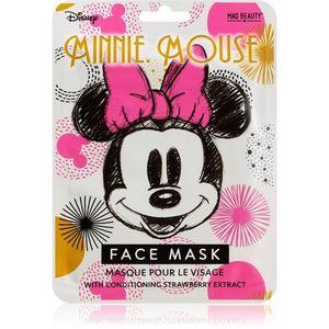 Mad Beauty Minnie arcmaszk bőrpuhító hatással 25 ml kép