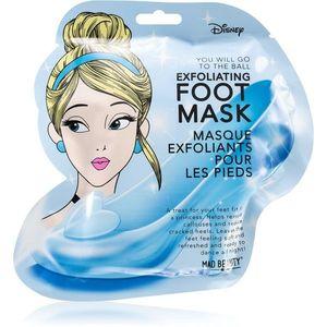 Mad Beauty Disney Princess Cinderella hámlasztó maszk lábakra 30 ml kép